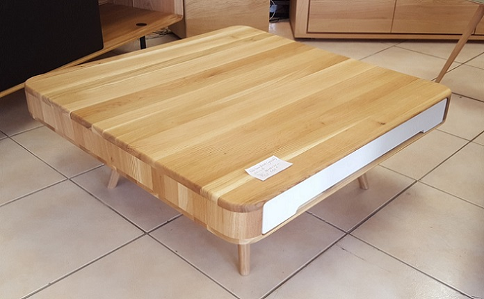 Architeck meubles ethnicraft teck et chene mobilier - Table basse pomax ...